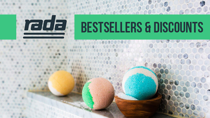 Rada Showers & Systems: Best Sellers, Favourites & Discounts