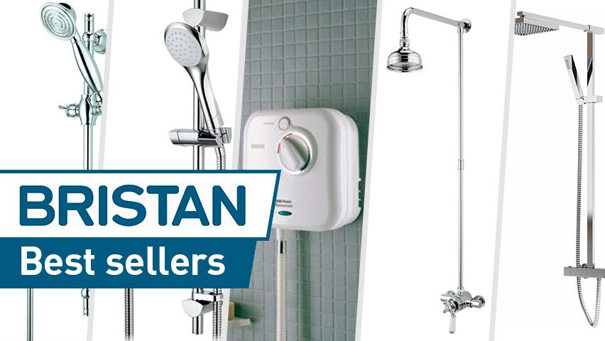 Bristan Showers: The Shower Doctors' Best Sellers & Advice