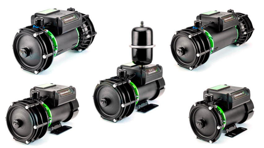 New Right Pump Range Releases from Salamander, in Stock Now